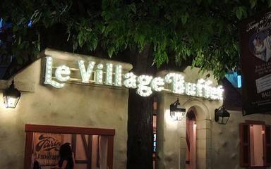 票务:美国拉斯维加斯著名Le Village自助餐厅餐券